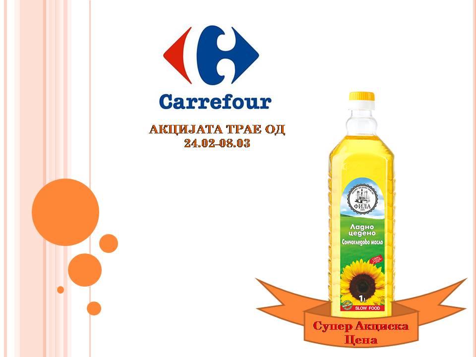 Carrefour-akcija