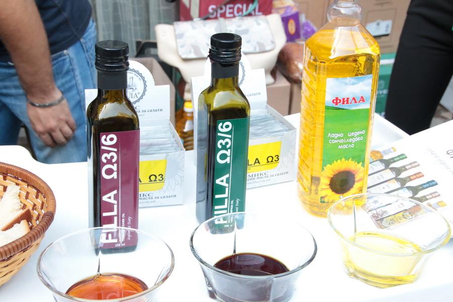 """FoodTalk 2015: Целодневно гастро-уживање на Матка со """"Агрофила"""", производител на ладно цедени масла"""