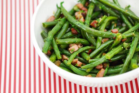 14_warm_string_beans_salad