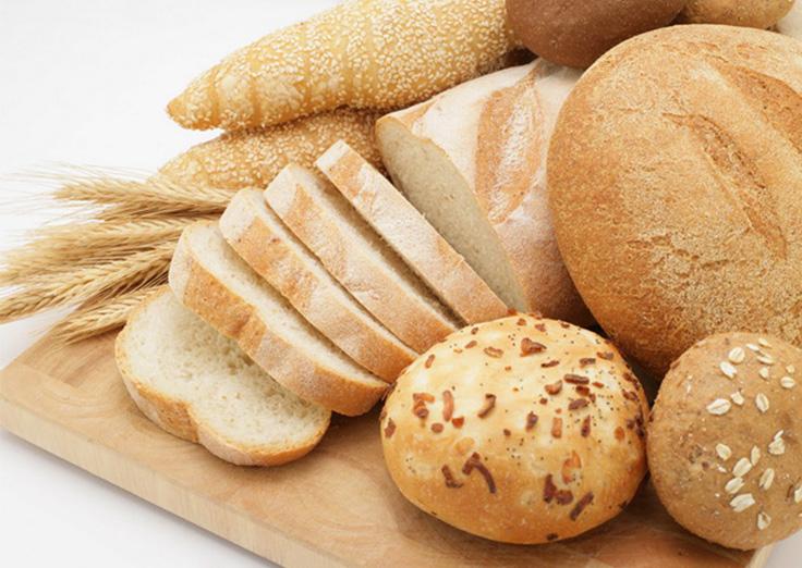 BAKING BREAD with gluten free flour